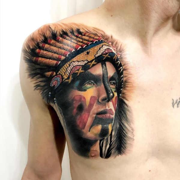 Betekenissen & inspiratie  3D tattoos: 80x tattoo-inspiratie