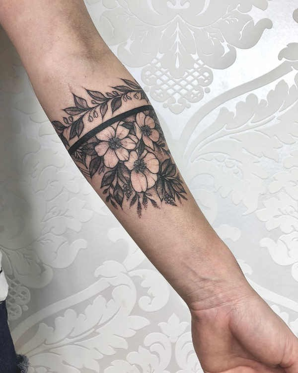 Armband Tattoos Betekenis En 100 Tattoo Inspiratie