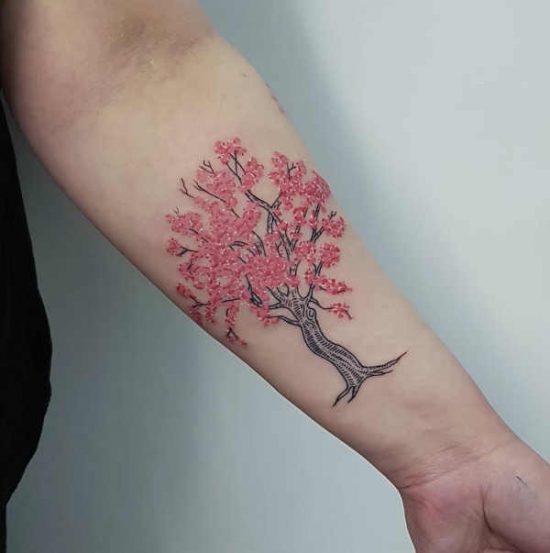 Bomen Tattoo Betekenissen En 55 Tattoo Ideeën
