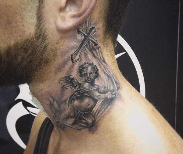 Betekenissen & inspiratie  Engelen tattoo: betekenis & 50 tattoo ideeën