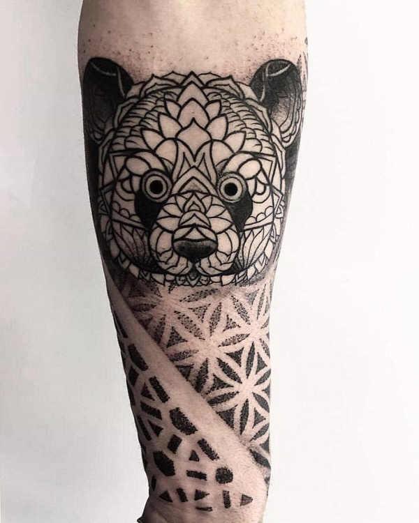 Betekenissen & inspiratie  Heilige geometrie tattoo: betekenis en 100x tattoo-inspiratie