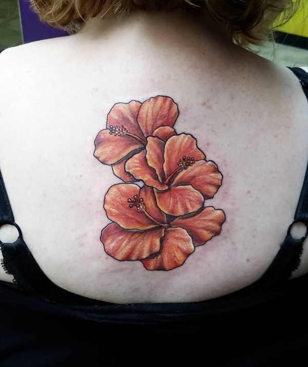 Betekenissen & inspiratie Bloemen  Hibiscus tattoo: betekenis en 65x tattoo-inspiratie