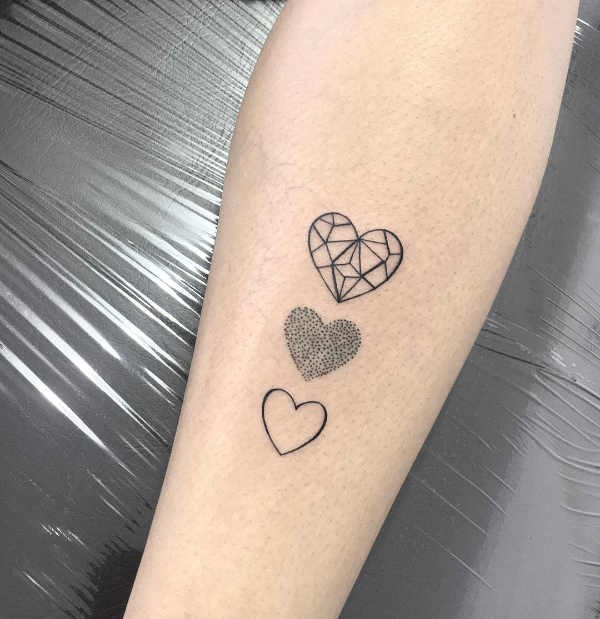 Kleine Tattoo Betekenis 100x Tattoo Inspiratie