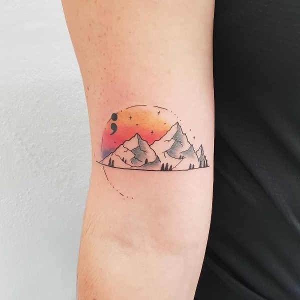 Betekenissen & inspiratie  Kracht en sterkte tattoos: 50x tattoo-inspiratie