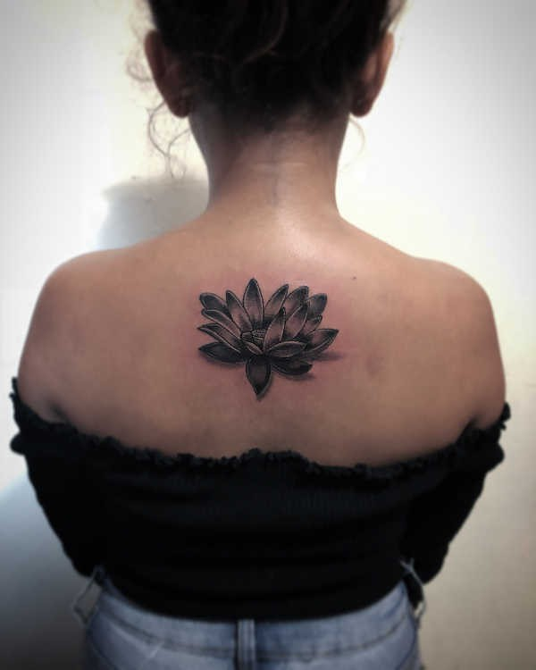 Roze Lotusbloem Tattoos
