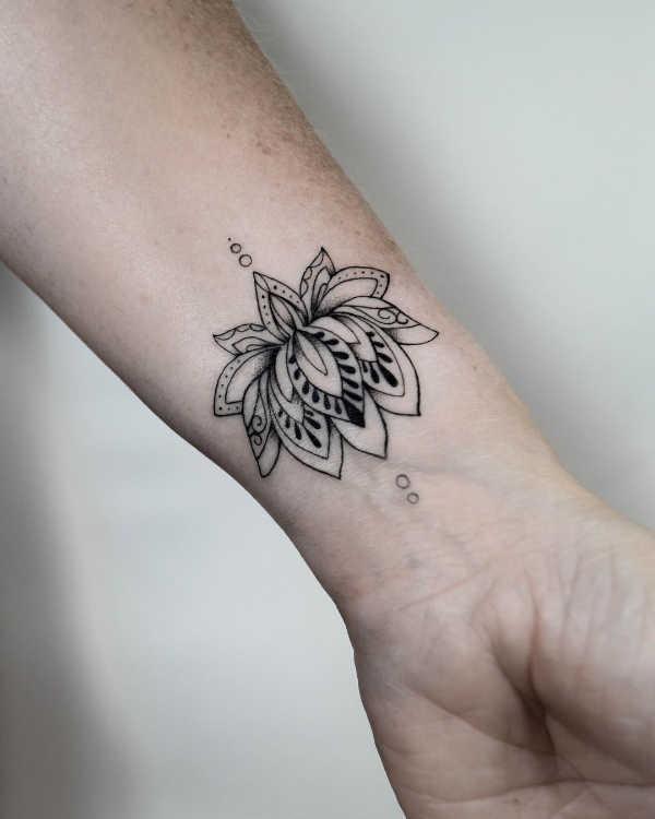 Lotus Tattoo Betekenis En 50x Tattoo Inspiratie