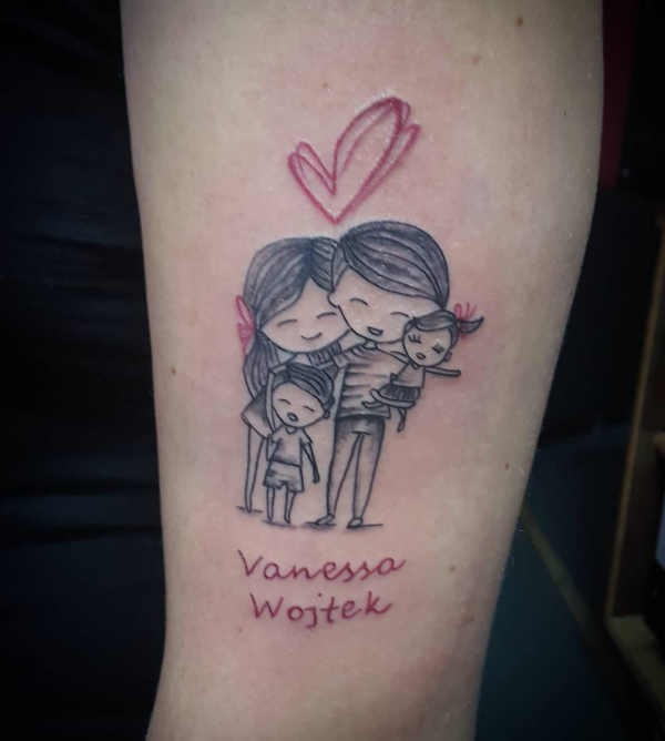 Moederschap Tattoos 60x Tattoo Inspiratie