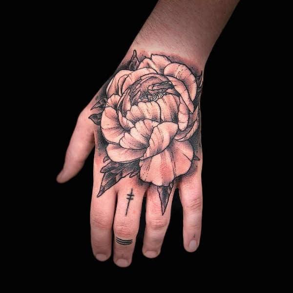 Pioenroos Tattoo Betekenis En 40x Tattoo Inspiratie