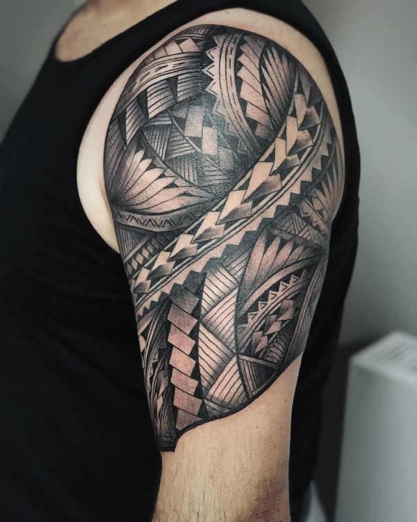Betekenissen & inspiratie  Polynesische maori tattoo: betekenis & 120x tattoo-inspiratie
