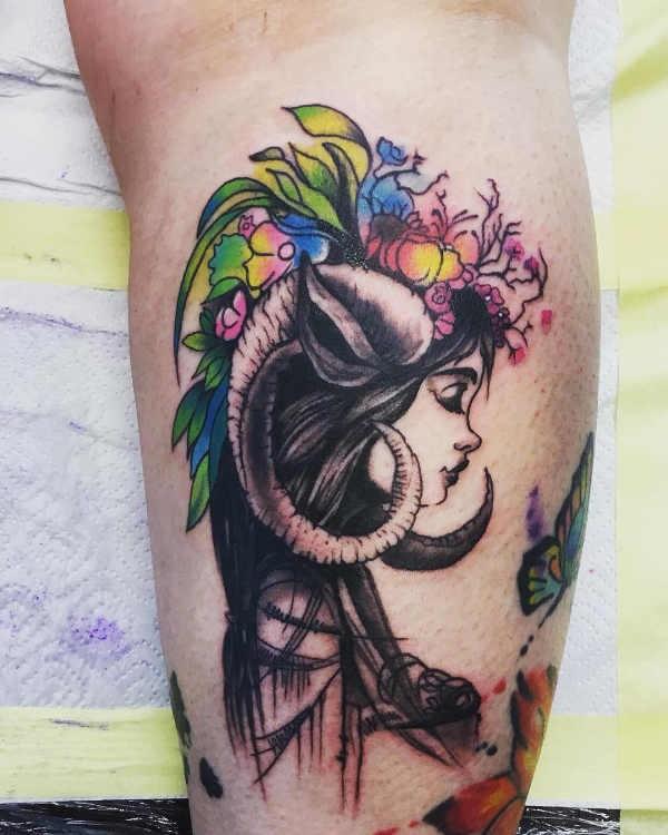 Betekenissen & inspiratie Sterrenbeelden-tatoeages  Ram tattoo: betekenis en oorsprong & 40x tattoo-inspiratie
