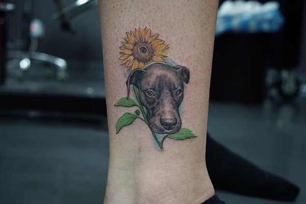 Betekenissen & inspiratie Bloemen  Zonnebloem tattoos: betekenis en 60+ tattoo-inspiratie
